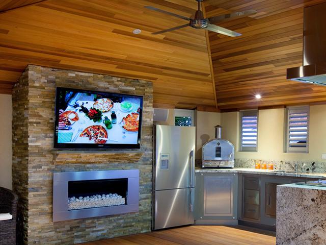 Pergolas Amp Out Door Kitchens Iconcrete Construction